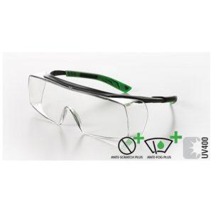 Okulary Univet 5x7 nakładkowe