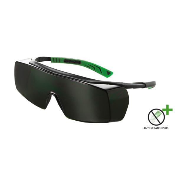 Okulary spawalnicze Univet 5x7 filtr 5